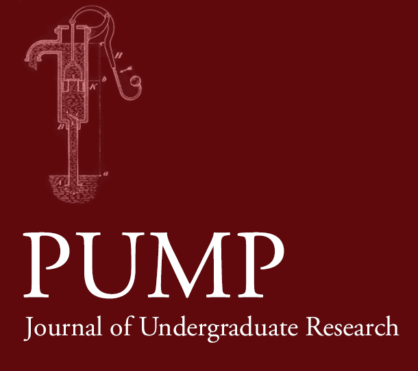 Pump Journal of Undergraduate Research